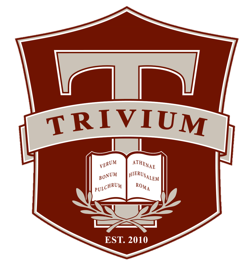 Great Hearts Trivium Prep, Serving Grades 6-12 School Crest